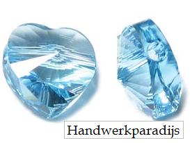 Swarovski 5742 Aquamarine 8mm 1 Pc.